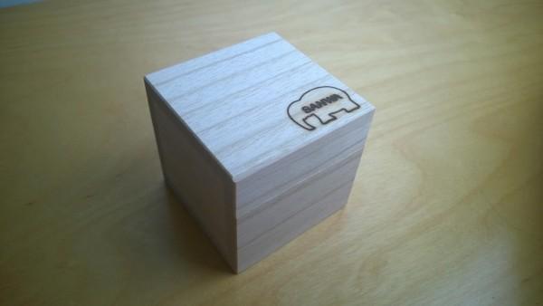 Sanwa briarwood balltop (de box)