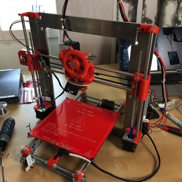 First printer I built.