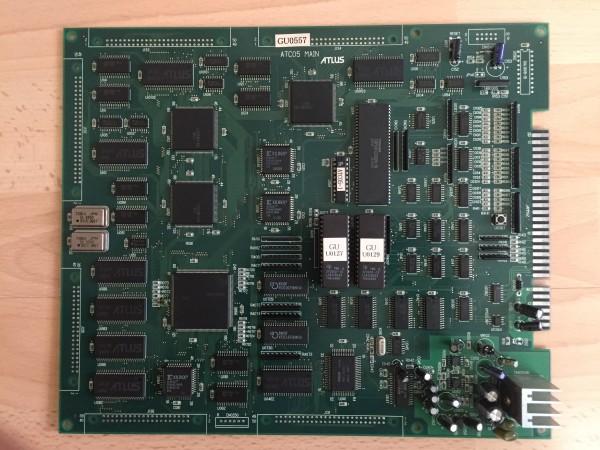 Guwange PCB (part side)