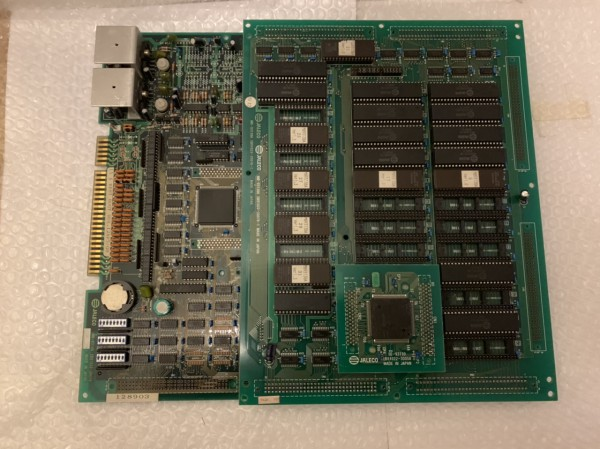 Original Jamma PCB